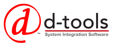 D-Tools Inc. System Integration Just got Easier